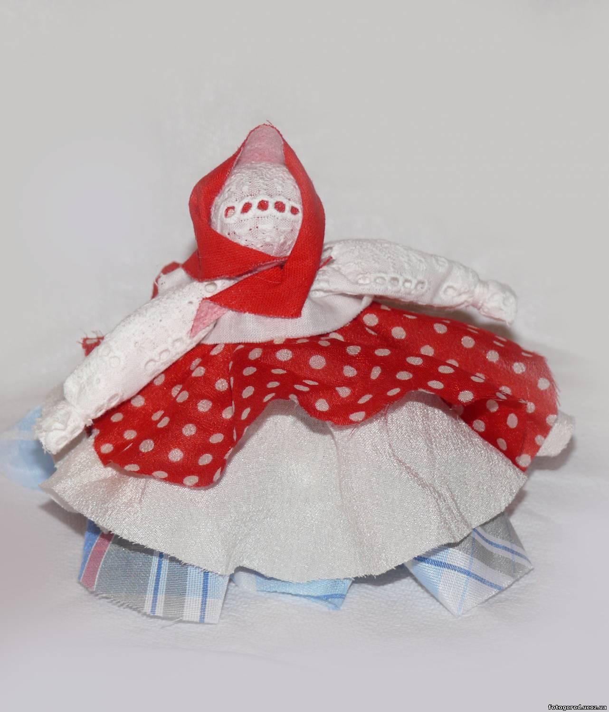 Кукла мотанка своими руками (мастер-класс) Коробочка идей и мастер 75